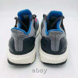 Adidas Men's UltraBoost 2.0 Running Shoes Multi-Color Gradient SIZE 9