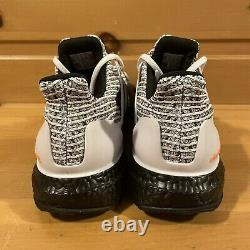Adidas Men's UltraBoost 4.0 DNA H04154 Oreo Black and White Shoes Size 9.5