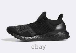 Adidas Ultra Boost 1.0 DNA Uncaged Core Black G55366 Size 7-13 100% Authentic