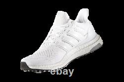 Adidas Ultra Boost 1.0 Triple White S77416 Running Shoes