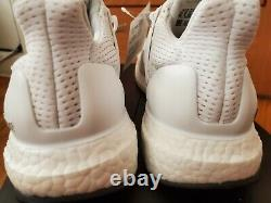 Adidas Ultra Boost 1.0 Triple White Size 8 and 8.5 S77416