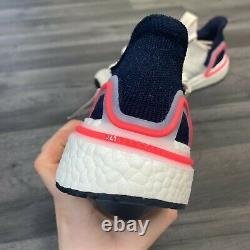 Adidas Ultra Boost 19 Trainers Shoes Size Uk8 Us8.5 B37705