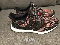 Adidas Ultra Boost 3.0 Chinese New Year CNY BB3521 Preowned No Box Size 12
