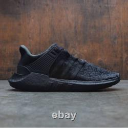 Adidas Ultra Boost 93/17 EQT Support Triple Black Size 10.5. BY9512 yeezy nmd