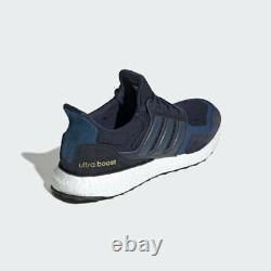 Adidas Ultra Boost S&L 1.0 Men's Running Shoes Collegiate Navy EF0725 LIMITED