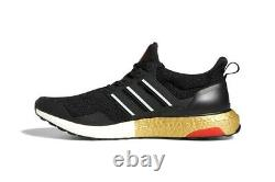 Adidas Ultra boost Tokyo Japan Core Black White Gold FY3425 Men SIze 8-13 NEW