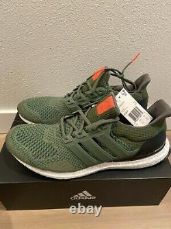 Adidas UltraBoost 1.0 Limited Olive Green 2020 New Authentic
