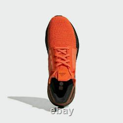 Adidas UltraBoost 19 Men's Running Shoes (Size 9.5) Solar Red / Black G27131