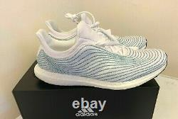 Adidas UltraBoost DNA Parley White Green Blue Boost EH1173 Men's Multi Sizes