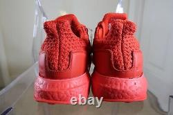 Adidas Ultraboost DNA S&L (Womens Size 7.5) Running Shoe Triple Red Sneaker DS
