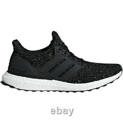 Adidas Women's Ultra Boost Shoes NEW FREE SHIP Black / White F36125 +
