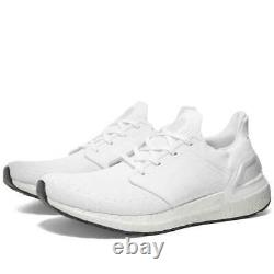 EF1042 Adidas Ultraboost 20 White Running Sneakers NEW