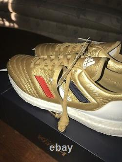 Kith x Adidas COPA Mundial 18 Ultra Boost Gold Size 9