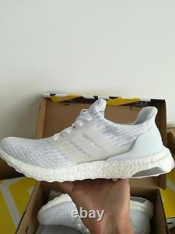 Men's Adidas Ultra Boost 3.0 Oreo Authentic New in Box All Sizes us9.5 free
