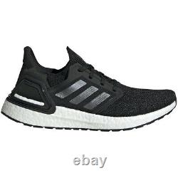 NEW Authentic Adidas Women's Ultraboost 20 Running Shoes Black Ultra Boost 2020