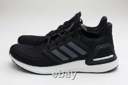 NEW Authentic Adidas Women's Ultraboost 20 Running Shoes SIZE 11 Black EG0714