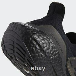New Adidas Ultraboost 21 FY0306 Triple Black Running Sneakers Shoes For Men's