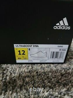Size 12 Adidas UltraBoost DNA Black History Month 2020