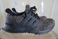 Size 8 adidas UltraBoost 3.0 Multicolor Static 2019