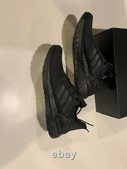 Addidas Ultra Boost 20 Triple Noir Taille 9.5