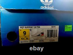 Adidas Eqt Support Ultra Boost Taille 9 Ds