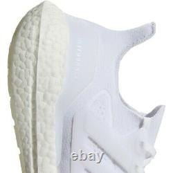 Adidas Hommes Ultraboost 21 Chaussures De Course Blanc Ultra Boost 2021 Sneakers Fy0379