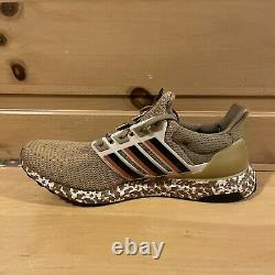 Adidas Hommes Ultraboost Dna H68067 Camo Numérique Raw Desert Chaussures Taille 11.5