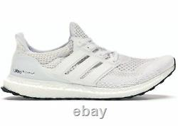 Adidas Ultra Boost 1.0 Triple Blanc S77416 Chaussures De Course