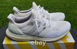 Adidas Ultra Boost 1.0 Triple Blanc Taille 11