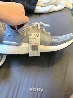Adidas Ultra Boost 19 Hommes Taille 8 Femmes 9,5