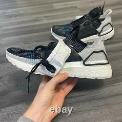 Adidas Ultra Boost 19 Trainers Chaussures Taille Uk8 Us8.5 F35242