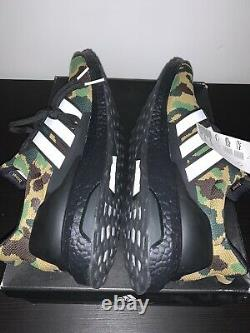 Adidas Ultra Boost 4.0 Bac Camo Taille 15 Rétro 1 4 Travis 16