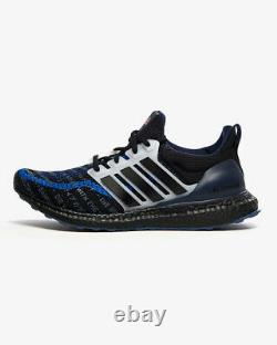 Adidas Ultraboost 2.0 City Seoul Ultra Boost Core Black Blue Eh1711 Taille 7-13