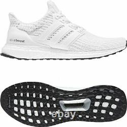 Adidas Ultraboost 4.0 Continental Chaussures Blanc Hommes Chaussures De Course Bb6168