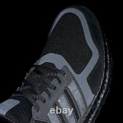 Adidas Ultraboost S&l Hommes Chaussures De Course Black Boost Trainers Ef1361 Taille 8 8,5