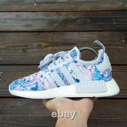 Femmes Taille 7.5 / Taille 6 Jeunes Adidas Nmd R1 Easter Boost Running Ultra Chaussures