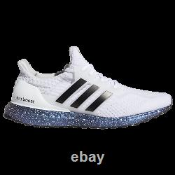 Nouveau Adidas Ultra Boost Dna 5 Hommes Sneaker Sport Casual Chaussures Blanc Taille 12