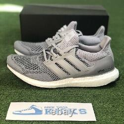 Nouvelle Adidas Ultra Boost 1.0 Retro Size 10.5 Wool Grey 2020 S77510