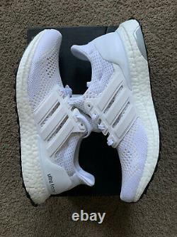 Taille 9 Adidas Ultraboost 1.0 Triple Blanc 2015 S77416